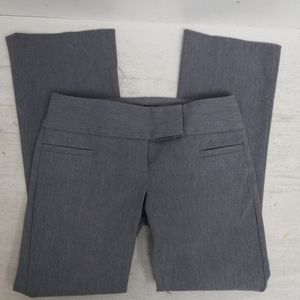 ❤THE LIMITED EXACT STRETCH BOOTCUT PANTS, size 0S